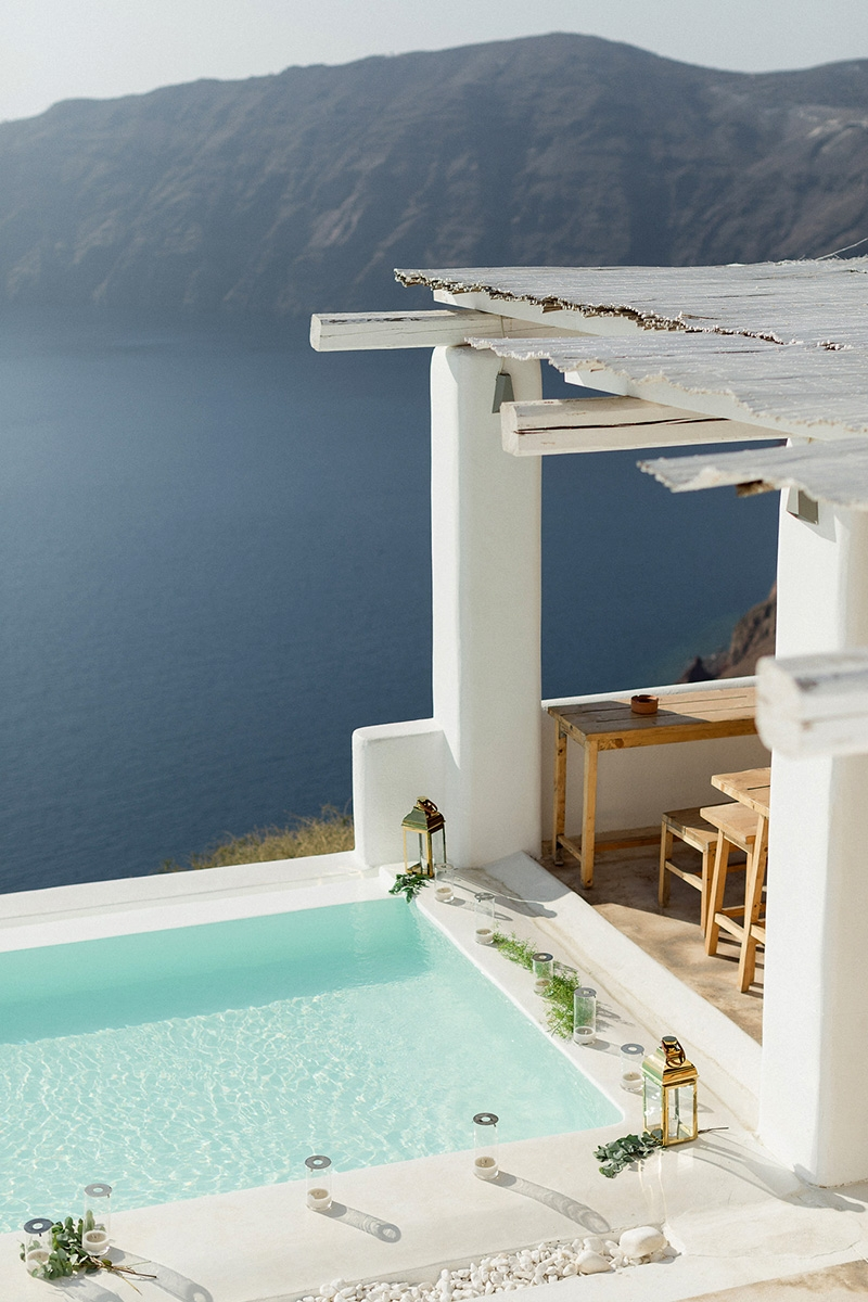 The Rocabella Santorini Wedding Packages