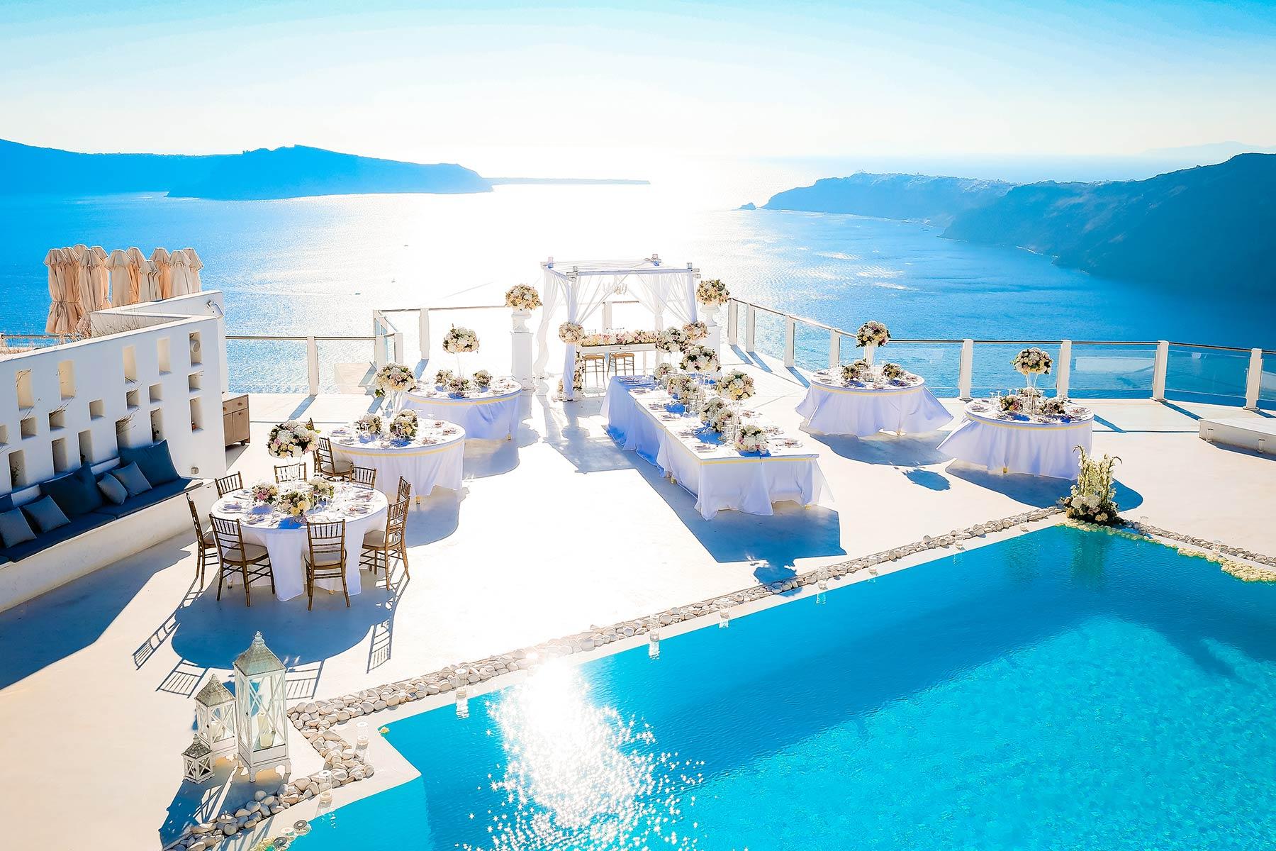 Exclusive Pool Venue